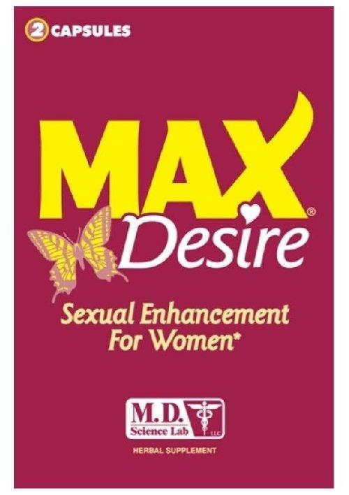 Max Desire Female Enhancer  Fleshly Nights-2305